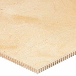 Древесно-плитные материалы - Фанера 4 мм. 1525x1525 (4/4) ФК, 0