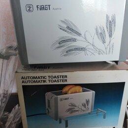 Тостеры - Тостер новый в упоковке. , 0