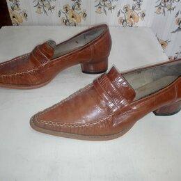 """Туфли - Туфли женские """"Fashion Lady"""" осенние оранжевые - 38 размер, 0"""