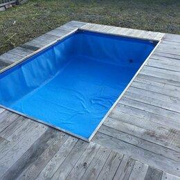 Тенты и подстилки - Чехол для бассейнов, 0