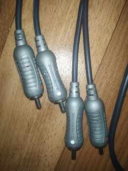 Кабели и разъемы - Межблочный кабель 2 rca Bandridge, 0