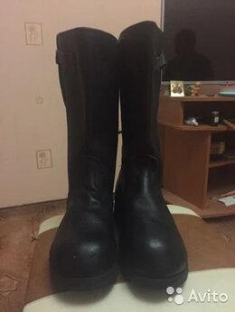 Обувь - сапоги юфтевые, 0