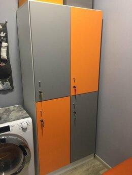 Мебель для учреждений - Шкаф в раздевалку, 0