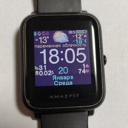 Наручные часы - смарт-часы Xiaomi Amazfit Bip, 0