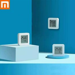 Системы Умный дом - Xiaomi Mijia Bluetooth Thermometer 2, 0