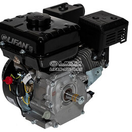 Двигатели - Двигатель LIFAN (Лифан) 170F - C Pro D20 катушка 7 Ампер, 0