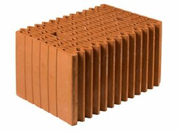 Строительные блоки - Керамический блок, керакам КАЙМАН, 0