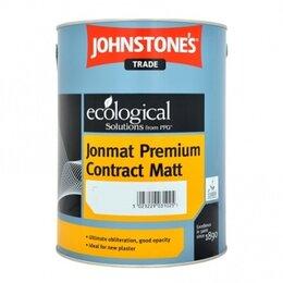 Аэрозольная краска - Johnstones Jonmat Premium Contract Matt, 0
