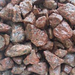 Строительные смеси и сыпучие материалы - Гранитный щебень в мешках 25кг, 0