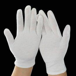 Перчатки - Перчатки белые, 0