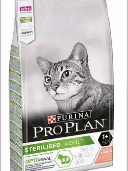 Корма  - Сухой корм для кошек Purina Pro Plan 10 кг., 0
