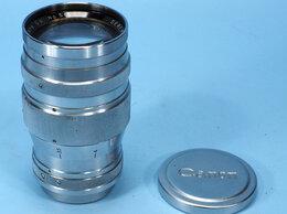 Объективы - Объектив M39 Canon Serenar 1:2 8,5cm, 0