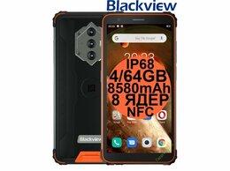 Мобильные телефоны - НОВИНКА Blackview BV6600 Orange IP68 8580mAh…, 0