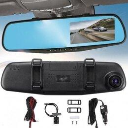 Видеорегистраторы - Камера заднего вида и зеркало с видеорегистратором, 0