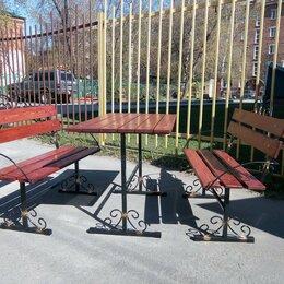 Столы - Стол садовый, 0