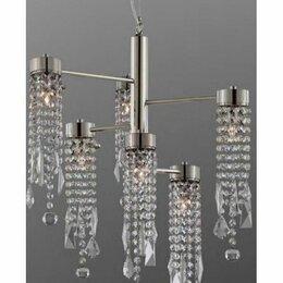 Люстры и потолочные светильники - Люстра  Португалия-подвесная металл, хрусталь…, 0
