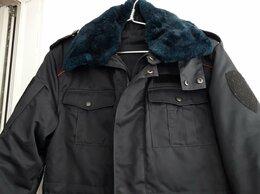 Одежда - Бушлат 48 р, зимний, демисезонный, полицейский, 0