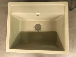 Кухонные мойки - Кварцевые мойки (витринные образцы), 0