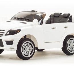 Электромобили - Детский электромобиль MotoLand (Мотолэнд) E005 white (2020), 0