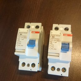 Защитная автоматика - Узо ABB F362-25/0,03 F362-16/0,01, 0