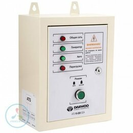 Электрогенераторы - Блок автоматики Daewoo ATS 15-220GDA, 0