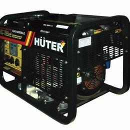 Электрогенераторы - Дизельный электрогенератор Huter (Хутер)…, 0
