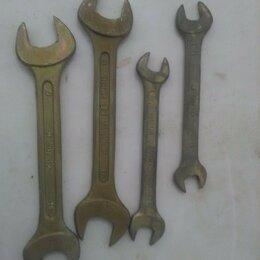 Рожковые, накидные, комбинированные ключи - Ключ рожковый, 0