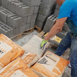 Строительные смеси и сыпучие материалы - Цемент 25 кг, 0