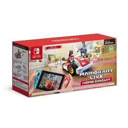Игры для приставок и ПК - Mario Kart Live Home Circuit набор Марио (Switch), 0