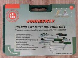 Наборы инструментов и оснастки - Набор инструмента Jonnesway 101 предмет, 0