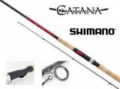 Удилища - Спиннинг SHIMANO CATANA BX 240 см (тест 10-30 гр), 0