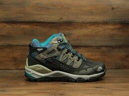 Ботинки - Ботинки The North Face Hedgehog gray/blue (А527) , 0