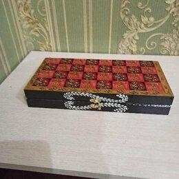 Настольные игры - Шахматы матрешки, 0