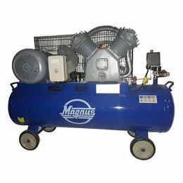 Воздушные компрессоры - Поршневой компрессор Magnus KV-700/100S, 0