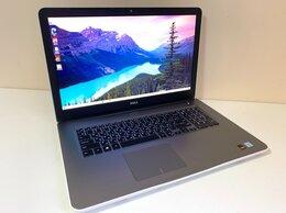 Ноутбуки - Игровой ноутбук Dell 17.3 IPS i7…, 0