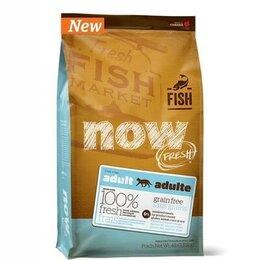 Корма  - Корм Now Fresh для взрослых кошек беззерновой с фо, 0