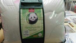 Одеяла - Одеяло бамбуковое 2-х сп. 172х205 см. ПОПЛИН,…, 0