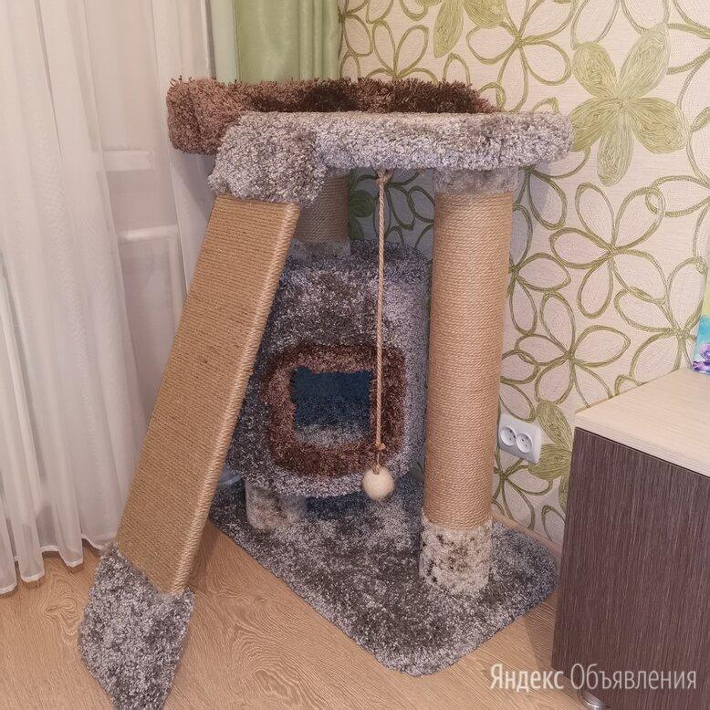 Домик когтеточка игровой по цене 10900₽ - Лежаки, домики, спальные места, фото 0