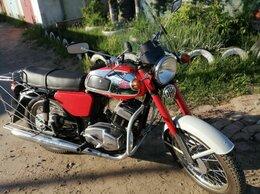 Мототехника и электровелосипеды - Мотоцикл Ява 350, 0