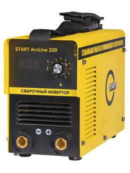 Сварочные аппараты - START ArcLine 220 Сварочный инвертор 1ST220, 0