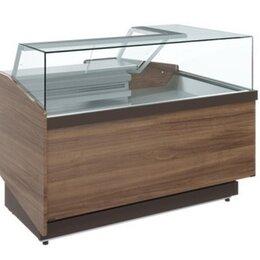 Холодильные витрины - Кондитерская витрина угловая Полюс Carboma…, 0