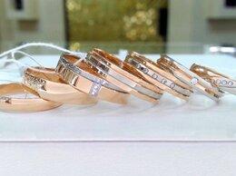 Кольца и перстни - Золотые обручальные кольца с Бриллиантами и без…, 0