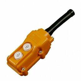 Пускатели, контакторы и аксессуары - Пульт управления TDM ПКТ-61, 0