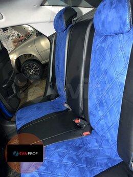 Аксессуары для салона - Авточехлы для Hyundai Solaris из алькантары, 0