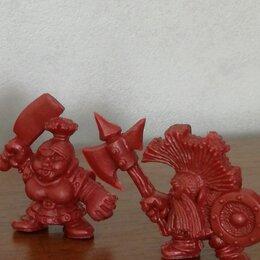 Фигурки и наборы - Фигурки сказочных викингов-набор, 0