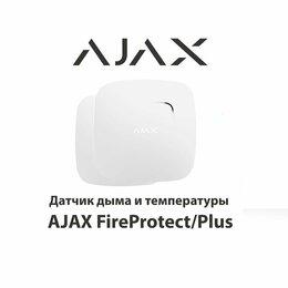 Системы Умный дом - Ajax FireProtect Plus.Беспроводной пожарный датчик, 0