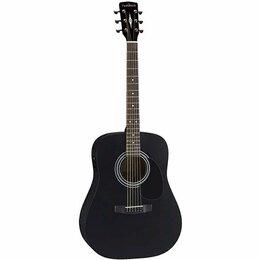 Акустические и классические гитары - Parkwood PF 51 BKS, 0