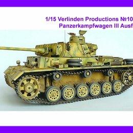 Сборные модели - 1/15 сборная модель танка Т-3М Панцер 3М Германия Верлинден 1071, 0