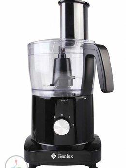 Кухонные комбайны и измельчители - Кухонный комбайн GEMLUX GL-FP500, 0