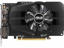 Видеокарты - Видеокарта ASUS Phoenix Radeon RX 550 4GB…, 0